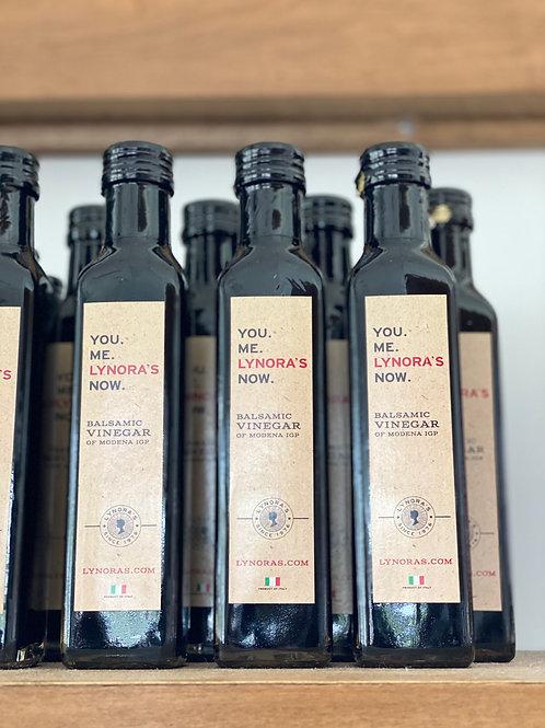 Imported Balsamic Vinegars