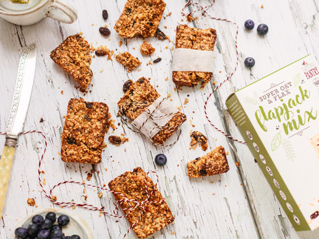 Flapjack Hacks: 7 Ingredients to Add for Healthy Treats