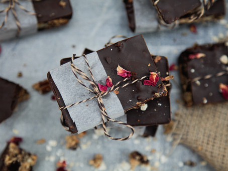 Delicious Super Energy Bars - From our 'Using the Mixes' Series