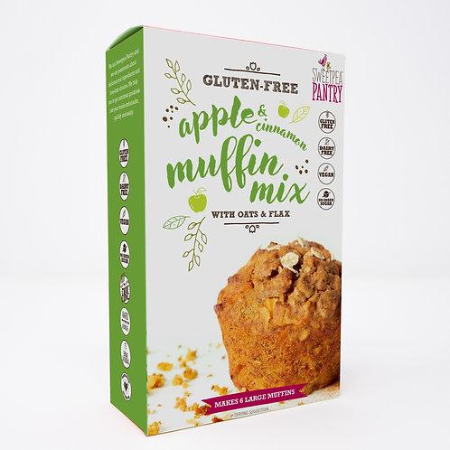 Apple and Cinnamon Muffin Mix (gluten-free)
