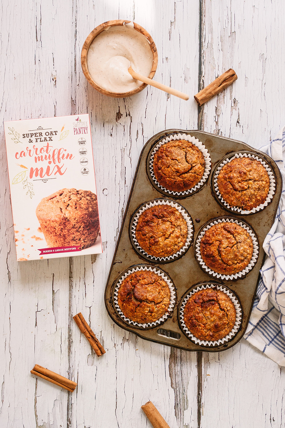 Healthy Muffins to make at home