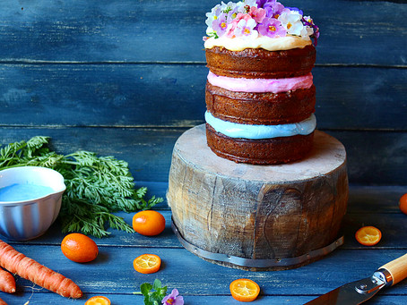 Showstopping Carrot Cake Recipe