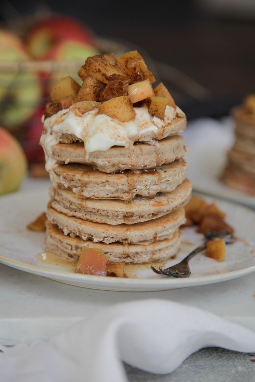Indulgent Gluten Free Pancake Recipe