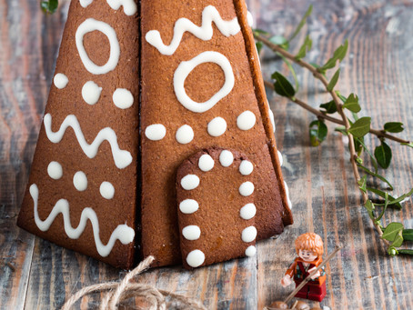 The Best Christmas Gingerbread Recipe - Exclusive Access!