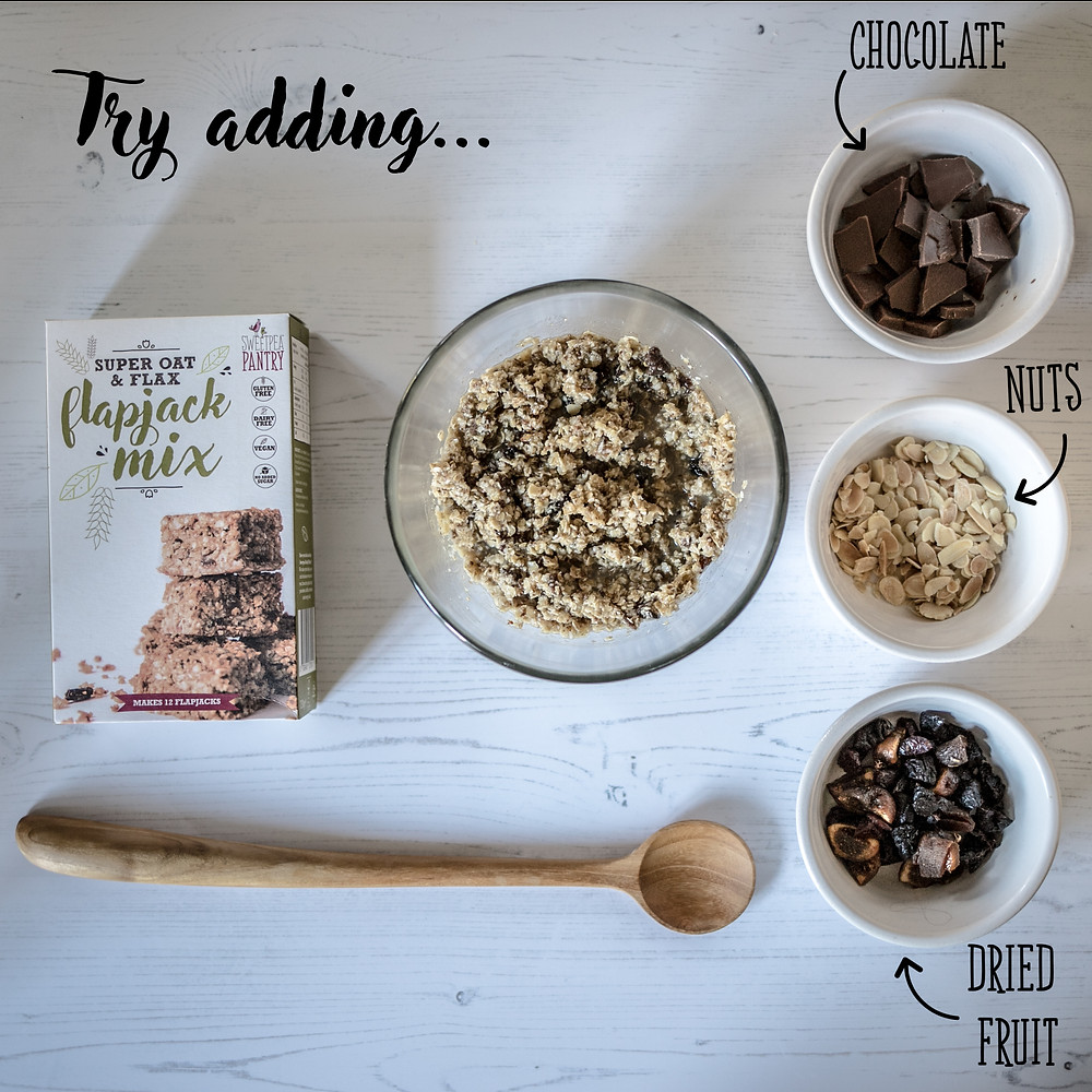 best flapjack recipe chocolate