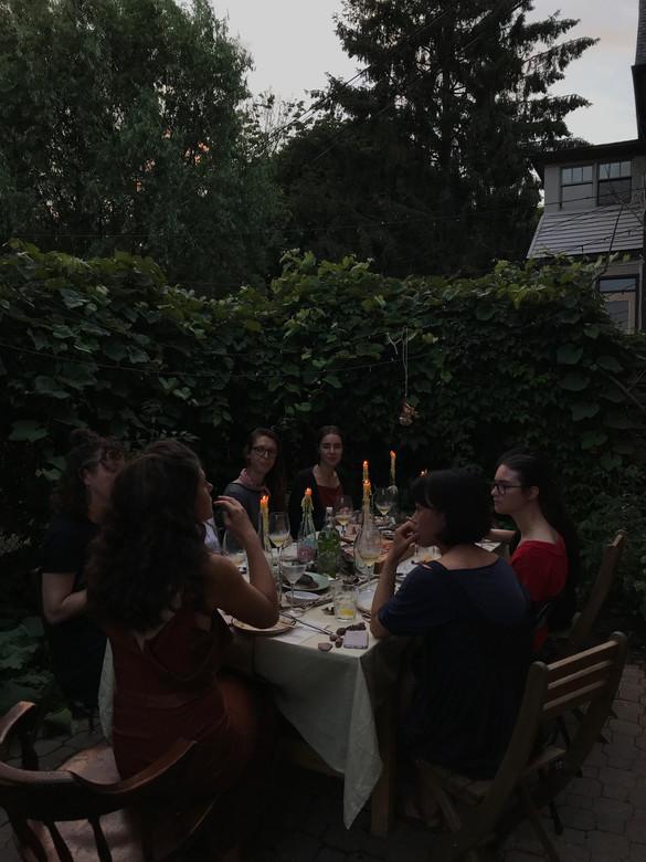 Fire Gathering (July 2018)