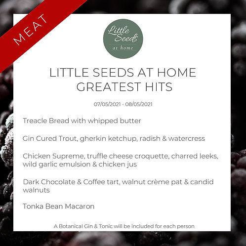 Little Seeds at Home Greatest Hits
