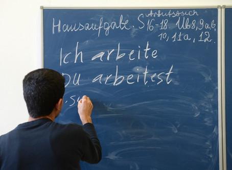 Zugänge zu Sprachkursen im Netzwerk der Flüchtlingshilfe