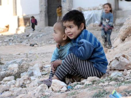 Syrien: so fern und doch so nah!
