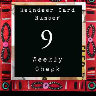 Reindeer Card #9 - Coming soon