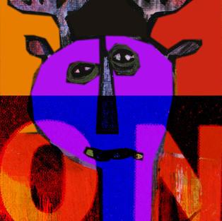 Reindeer #43 (On) - Coming soon