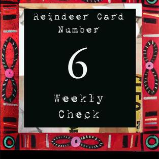Reindeer Card #6 - Coming soon