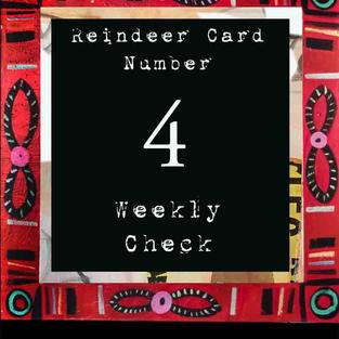 Reindeer Card #4 - Coming soon