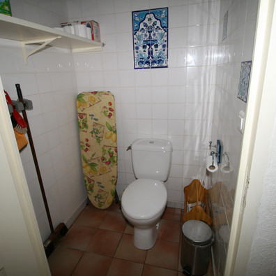 wc du gîte 4 à 6 personnes