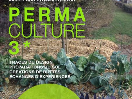 Formation en permaculture 3*