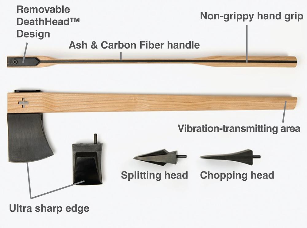 luxurious axes