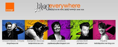 Blog-Everywhere