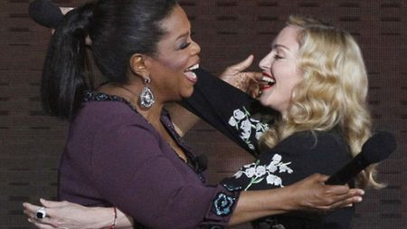 Oprah madonna finale