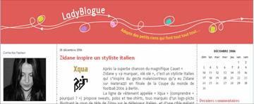 Ladyblogue