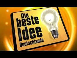 Die beste Idee Deutschlands
