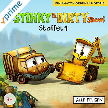 The Stinky & Dirty Show – Staffel 1