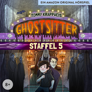 Ghostsitter - Staffel 5