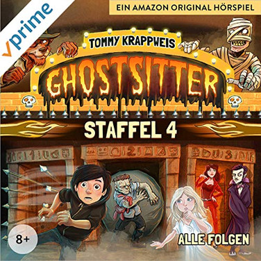 Ghostsitter – Staffel 4