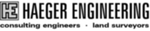 Haeger Engineering Business Logo