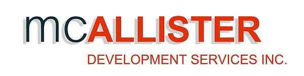 McAllister Development Services Business Logo