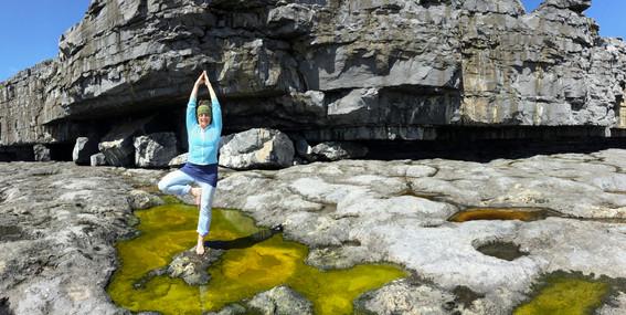 Earth Sea Sky Yoga Inis Mór