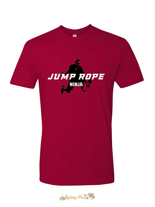 Jump Rope Ninja Shirt