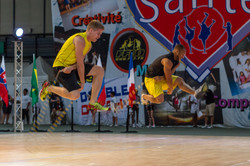 World Jump Rope Championship 2015