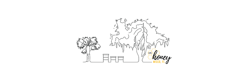 LKC Honey Apiary Logo