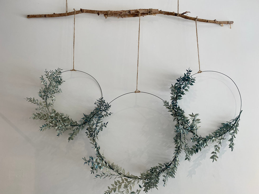 Hanging vintage wreath with stick.jpg