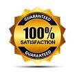 100-satisfaction-guaranteed-label-vector