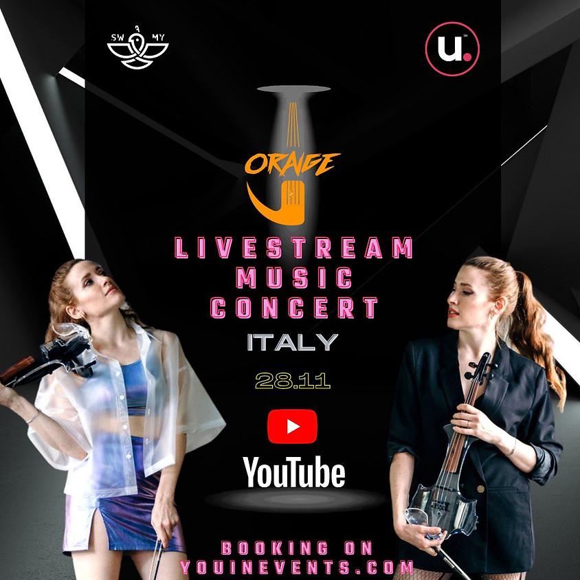 Orange Live Streaming
