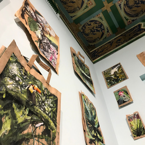 Nearness of You: installation shot