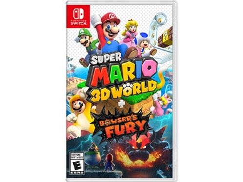 Super Mario™ 3D World + Bowser's Fury pour Nintendo Switch