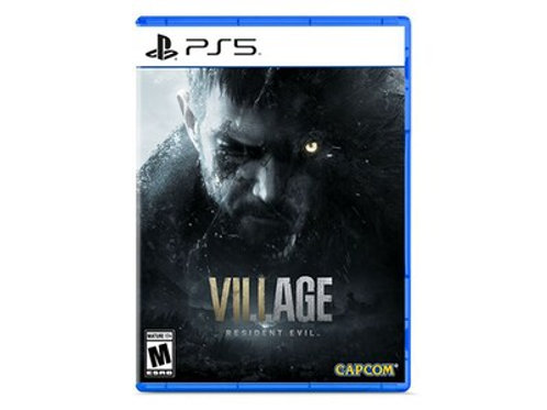 Resident Evil Village pour PS5