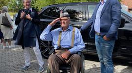 Markering av Einar Skaug´s 90-årsdag på Huseby