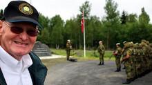 Vårt medlem gardeoffiser Bjørn Viktor Steen har gått bort