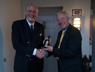 Sir Thomas 80 år - Gratulerer med dagen!