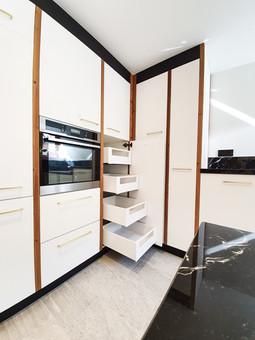Maitrise d'oeuvre + tous agencements pour rénovation complète appartement @Lanslebourg.