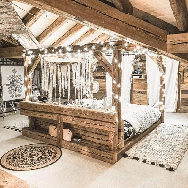Chambre Chalet l'Etoile à Val Cenis.