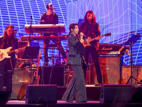 """蔡依林 """"ONE NIGHT 給小孩""""演唱會 北京工人體育館 2018"""