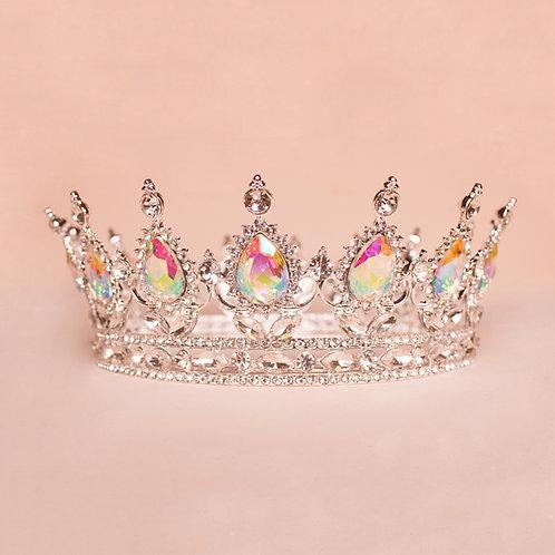 Corona princesa plata tornaso TXV057