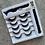 Thumbnail: Kit de pestañas autoadheribles mink 3D