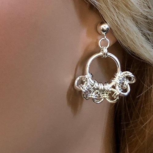 Sterling Earrings No. 102