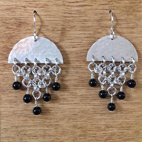 Sterling Earrings No. 100
