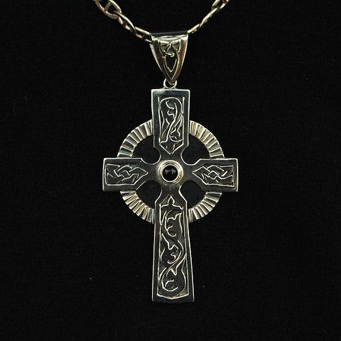 Handmade Sterling Silver Celtic Cross